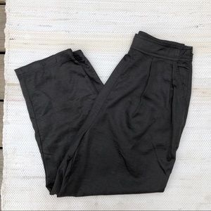 NWOT urban outfitters black high waisted trousers